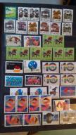 Chiny znaczki czyste zestaw