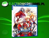 BLAZBLUE CHRONO PHANTASMA EXTEND PS VITA PSV W-WA