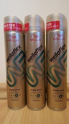 Wella Wellaflex Hydro Style 4 lakier do włosów 250 - 6362905467 ... bc76a313f05