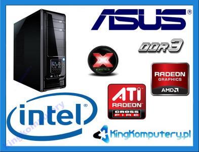 PC King QUAD i5-3470 3,6GHz 8GB 500GB HD7770-1GB