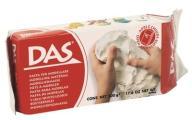 Masa do modelowania DAS 0,5 kg biała 387000