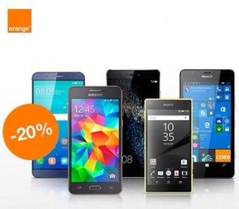 Kupon -20% na abonament TELEFON w Orange 11-17.03