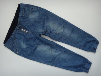 NEW LOOK_Spodnie jeansowe super alladynki_ XXL