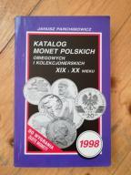 Katalog monet polskich obiegowych i kolekcjonerski