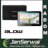 NAWIGACJA BLOW GPS50V GPS 5 CALI MAPA EU PL FREE
