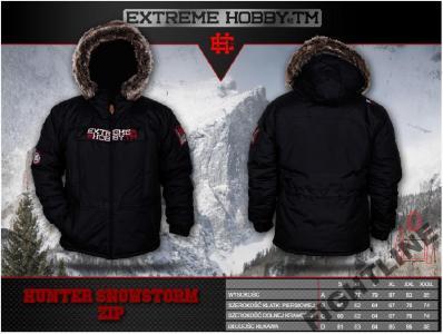 kup sprzedaż cała kolekcja gorąca sprzedaż online Kurtka Hunter Snowstorm EXTREME HOBBY r. XXL - 4802682442 ...