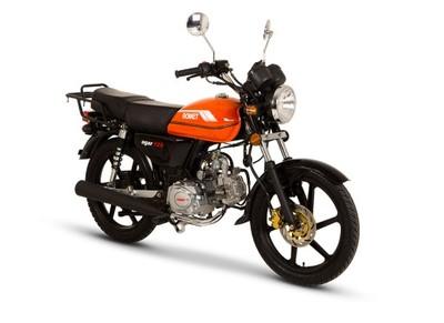 Romet Ogar 125cc Najtaniej Wyprzedaz 6878519517 Oficjalne Archiwum Allegro
