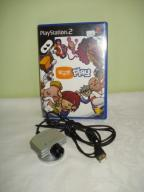 Eye Toy kamera PS2 + gra Eye Toy Play