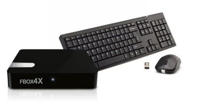 Ferguson FBOX 4X HD Mini PC z ANDROID 6 Smart TV 3