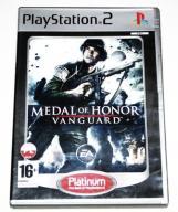 Medal of Honor Vanguard gra na Playstation 2