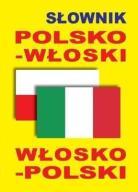SŁOWNIK POLSKO-WŁOSKI, WŁOSKO-POLSKI W.2015