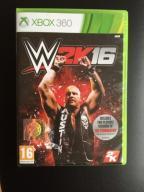 WWE 2k16 Xbox 360 Wrestling 2016 W 16