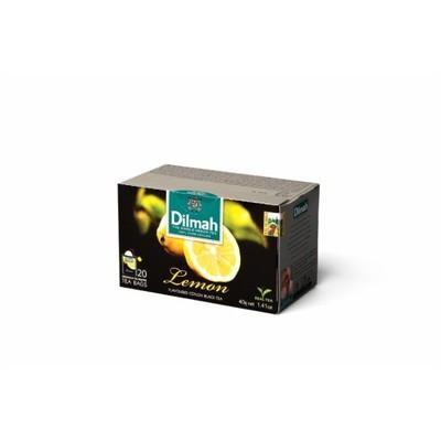 Dilmah Lemon herbata czarna aromatyzowana 20TB
