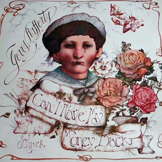 Gerry Rafferty - Can I Have My ... (Lp U.K.1Press)