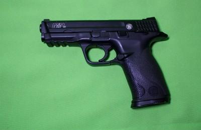 Wiatrówka pistolet S&W M&P 40 4,5 mm BCM!