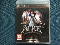 Alice Madness Returns (PS3)