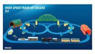 Dumica High Speed Train Set Zestaw Deluxe 199579