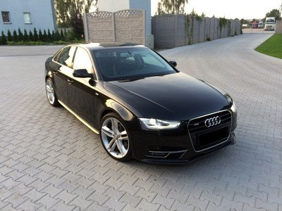 audi a4 b8 2012r s line mmi 3g 135tys zamiana. Black Bedroom Furniture Sets. Home Design Ideas