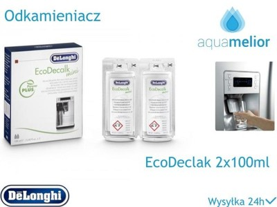 Odkamieniacz do ekspresu DeLonghi ecoDecalk Mini