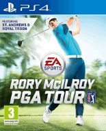 RORY McILROY PGA TOUR/TIGER WOODS NOWA PS4 IMPULS