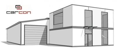 Projekt i budowa hali stalowej i biurowca