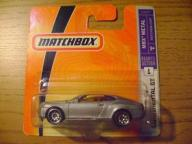Matchbox Bentley Continental GT No 1