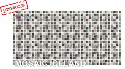 Panele ścienne 3d Pcv Dekoracyjne Mosaic Iceland