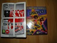 Disney SING IT logitech mikrofon + dvd Wskakuj