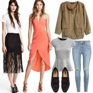 MEGA ZESTAW ubrań 36-40, lato-zima, 30 szt , 8 kg