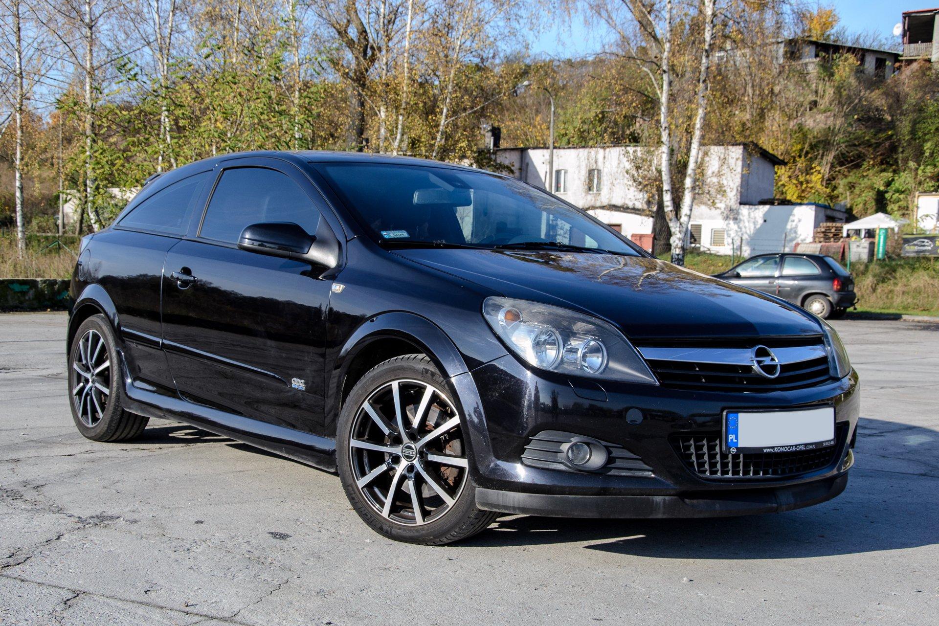 Opel Astra H Gtc I Opc Wyjatkowo Piekny 7031383609 Oficjalne Archiwum Allegro