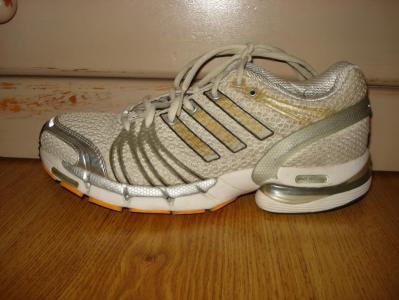 trampki siatkowe w kostke adidas