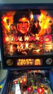Flipper pinball Lethal Weapon 3