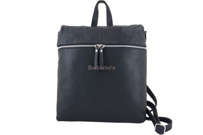 e05ff006a76c5 Plecaki skórzane - Barberini's CZARNY - 6813129665 - oficjalne ...