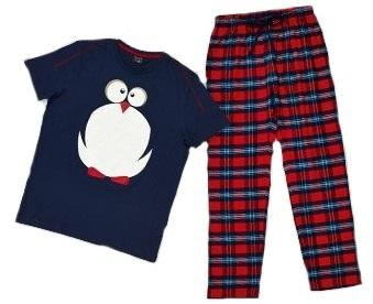 0f1ba58e2b37b6 Piżama spodnie FLANELA flanelowe 100% bawełna L - 6353564653 ...