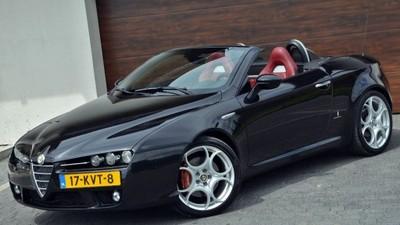 Alfa Romeo Spider Piekna Wersja Oryginalny Lakier 7067111310 Oficjalne Archiwum Allegro