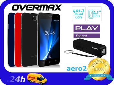 Overmax 4510 Vertis Expi 4x1,3 IPS Aero2 + GRATISY