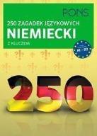 250 zagadek językowych. Niemiecki PONS
