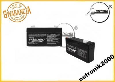 Akumulator żelowy 6V 1.2 Ah ST