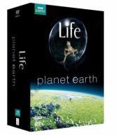 Planeta Ziemia + Życie [9 DVD] Planet Earth + Life