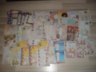 Karteczki ZESPOŁY MUZYCZNE i SPORT 1997 lata 90