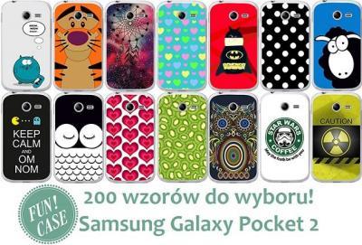 Etui Nakladka Do Telefonu Samsung Galaxy Pocket 2 5209164546 Oficjalne Archiwum Allegro