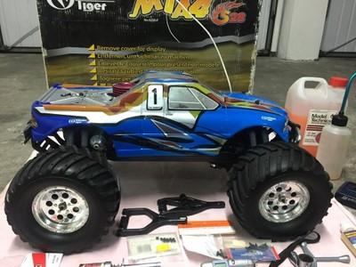 Mta 4 Thunder Tiger S28 Samochod Rc Spalinowy W Wa 6678865872 Oficjalne Archiwum Allegro