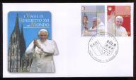 Benedykt XVI 2006 Watykan Pielgrzymki