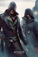 Assassins Creed Syndicate - plakat 61x91,5 cm