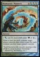 MTG: Biomantic Mastery DIS [GamesMasters]