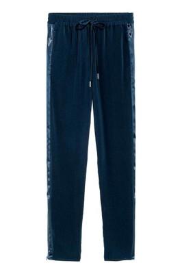 H&M Spodnie joggers z lampasami, rozm.38(M)