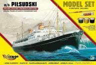 """Statek Transatlantycki m/s """"PIŁSUDSKI"""""""