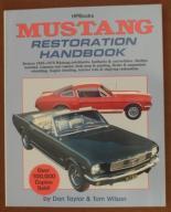 Mustang - restoration handbook - HPBooks