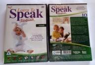 Learn to speak English języki obce ANIMALS DVD