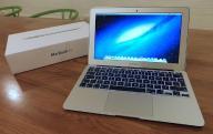 Macbook air 11 2014 gw 11.2018 jak nowy 128ssd i5